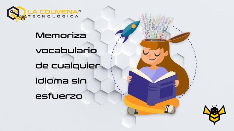 Curso para memorizar palabras