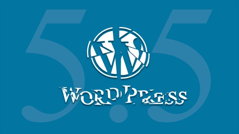 Problemas con WordPress 5.5