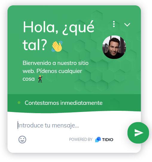 Chatbot Tidio