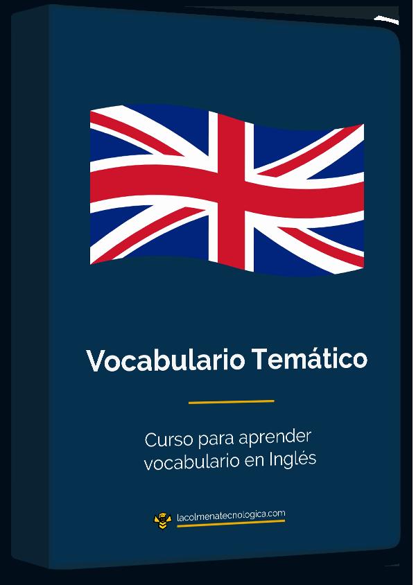Vocabulario temático en inglés