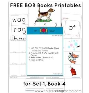 Mejores Libros - Bob books 4
