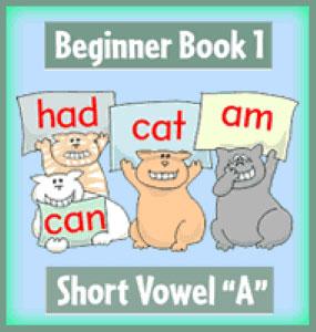 "Mejores Libros - Short vowel ""A"""