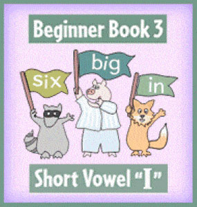 "Mejores Libros - Short vowel ""I"""