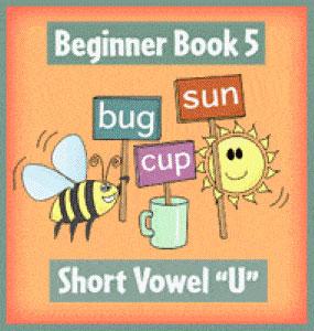 """Mejores Libros - Short vowel """"U"""""""