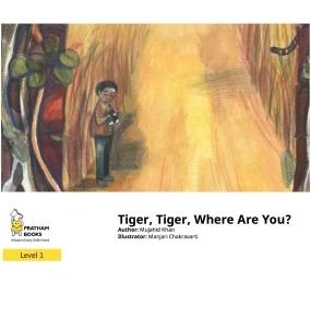 Mejores Libros - Tiger tiger where are you
