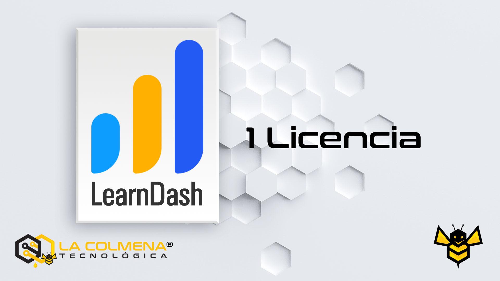 1 Licencia de LearnDash